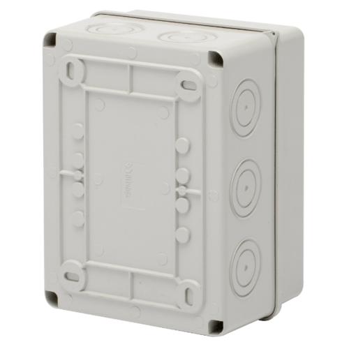 ELON ตู้กันน้ำพลาสติก ฝาใส 120x160x90mm HT-5WAYS  406