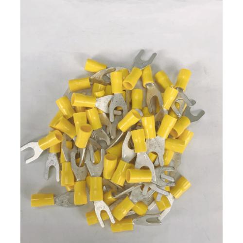 V.E.G หางปลาแฉกหุ้ม YF6-6 สีเหลือง