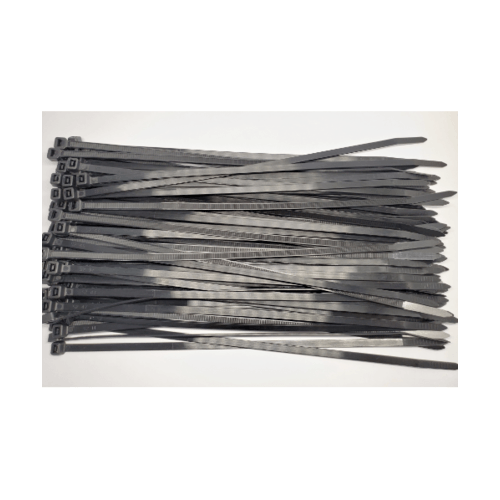 V.E.G. เคเบิ้ลไทร์4.8x40016 นิ้ว สีดำ - สีดำ