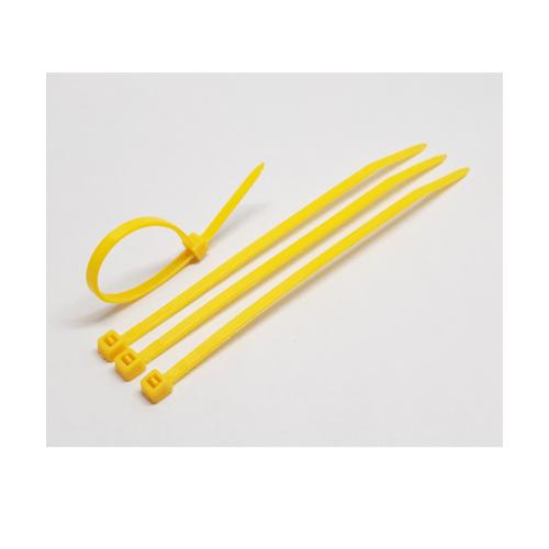 V.E.G สายรัดเคเบิ้ลไทร์2.5x100มม. 4นิ้ว  Cable Ties 4 สีเหลือง