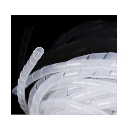V.E.G. ไส้ไก่พันสายไฟ #8 สีขาว