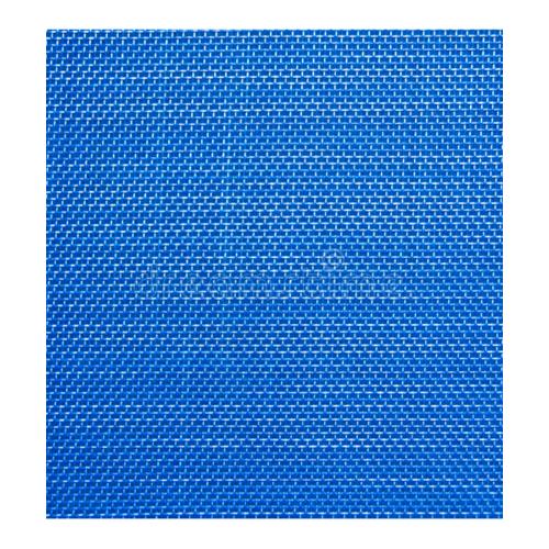 POLLO มุ้งไนล่อนสีฟ้า 8x8M สีฟ้าเข้ม