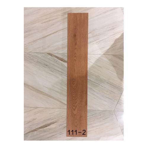 TAPIO กระเบื้องยาง ขนาด 1524x9144มม. (2.23ตรม/กล่อง)  111-2 (16P) สีน้ำตาล