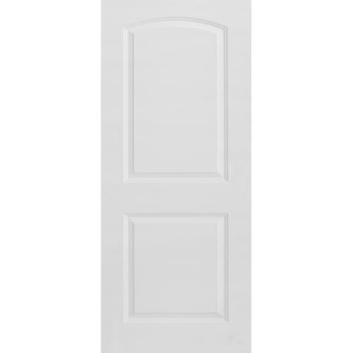 HOLZTUR ประตู HDF บานทึบ 2ฟัก ขนาด 80x200ซม.  HDF-S03 สีขาว