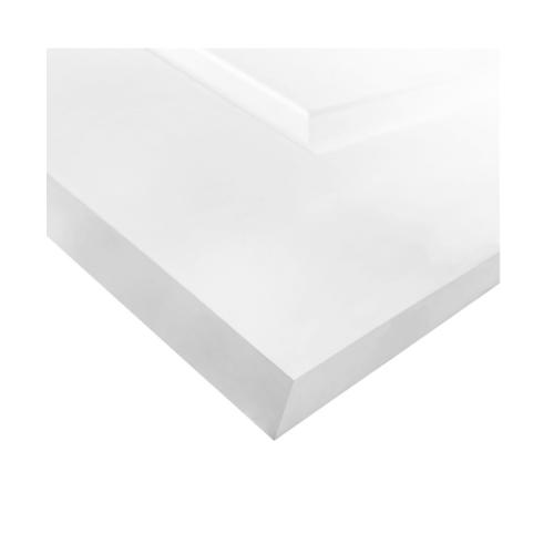 HOLZTUR ประตู HDF บานทึบลูกฟัก 80x200ซม.  HDF-010 สีขาว