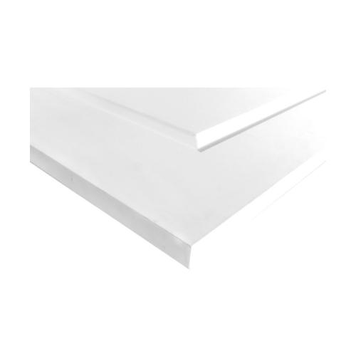 HOLZTUR ประตู HDF บานทึบ 2ลูกฟัก ขนาด 80x200ซม.  HDF-S01 สีขาว
