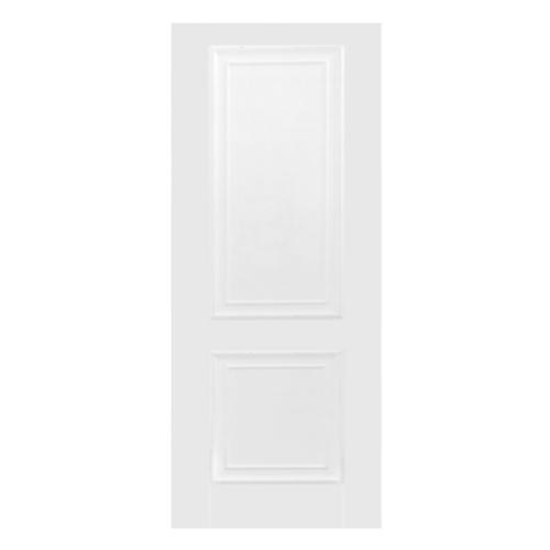 HOLZTUR ประตู HDF บานทึบ 2ลูกฟัก ขนาด 80x200ซม.  HDF-M11 สีขาว