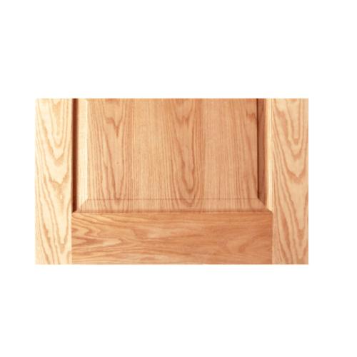 HOLZTUR ประตูปิดผิววีเนียร์ไม้เรดโอ๊ค 80x200ซม. ENR-014