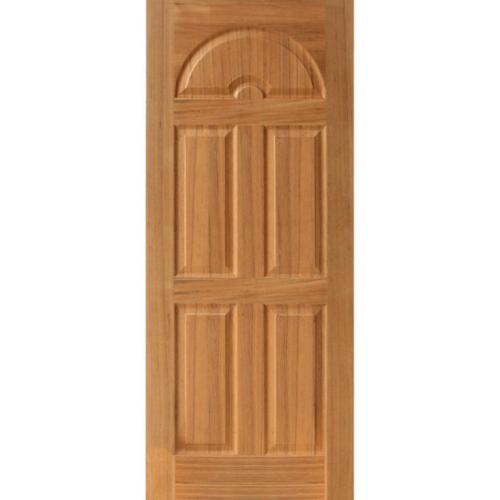 HOLZTUR ประตูปิดผิววีเนียร์ไม้สัก ขนาด 80x200ซม.  ENR-015