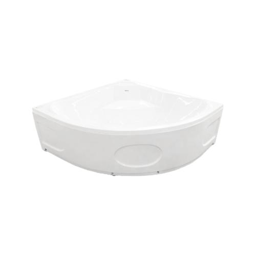 VERNO อ่างอาบน้ำเข้ามุม ขนาด 150cm  XMJA-5 สีขาว