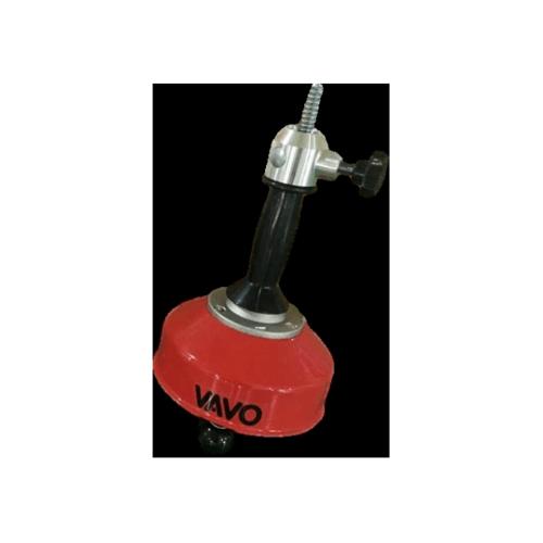 VAVO เครื่องทำความสะอาดท่ออัตโนมัติ สายเคเบิ้ล 5/16 ยาว 20ฟุต D-50SZ-2 3/4-3 สีแดง
