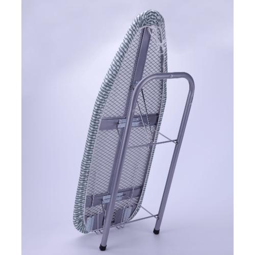 LUXUS โต๊ะรีดผ้านั่งรีด มินิ  ขนาด 30x80x16.5ซม. SKR002 สีขาว