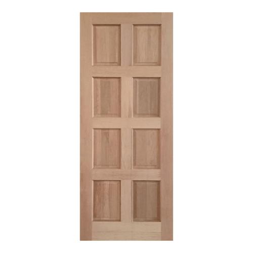 GREAT WOOD  ประตูปิดผิววีเนียร์ไม้ทุเรียน ขนาด 80x200ซม.  WDPT8020-8