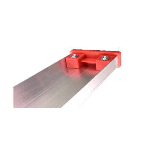 HUMMER  บันไดอลูมิเนียม มาตรฐานแบบมีถาด 4 ขั้น  GB4204-4C