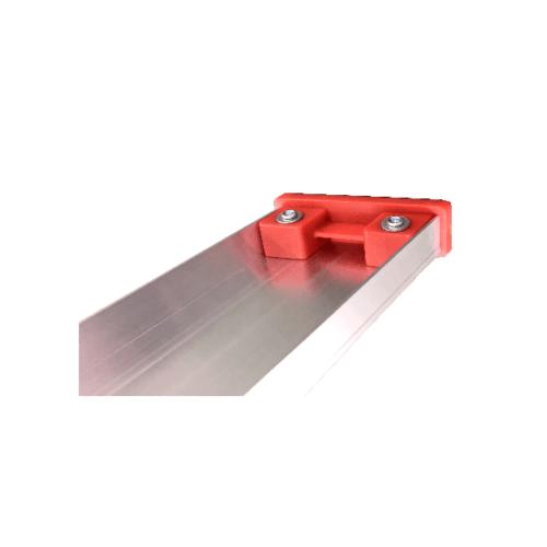 HUMMER บันไดอลูมิเนียม  มาตรฐานแบบมีถาด 5 ขั้น  GB4204-5C