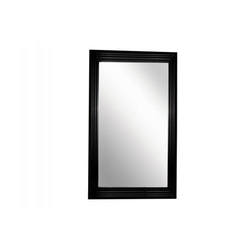 HERITAGE กระจกมีกรอบ 1181-A1007 สีดำ