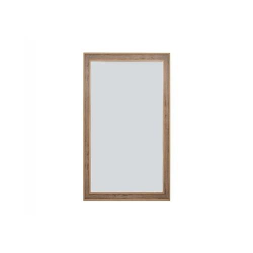 NICE กระจกมีกรอบ ขนาด 60x90CM 3807-A-W671