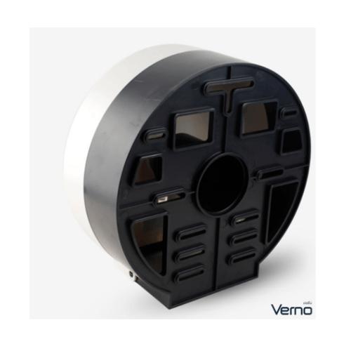 VERNO กล่องกระดาษทิชชู่ DJ-1002  สีดำ
