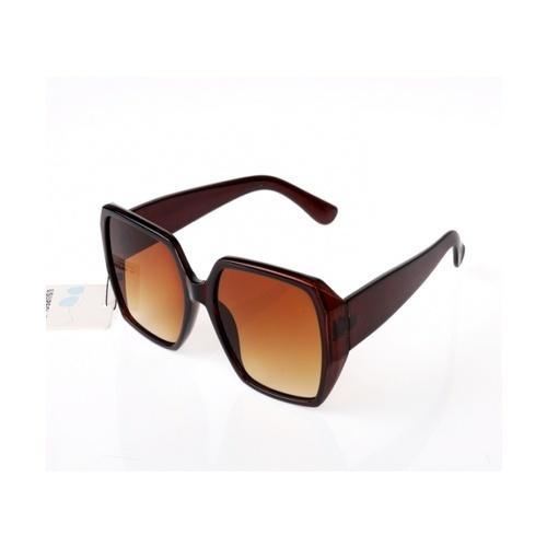 USUPSO USUPSO แว่นตากันแดดแฟชั่น เลนส์สีชา  คละสี