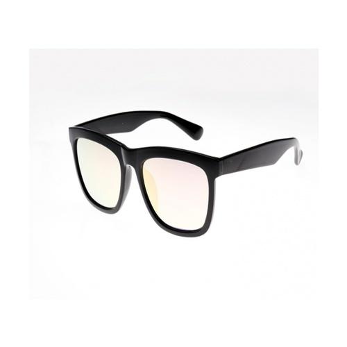 USUPSO แว่นตากันแดด Colorful small square สีดำ
