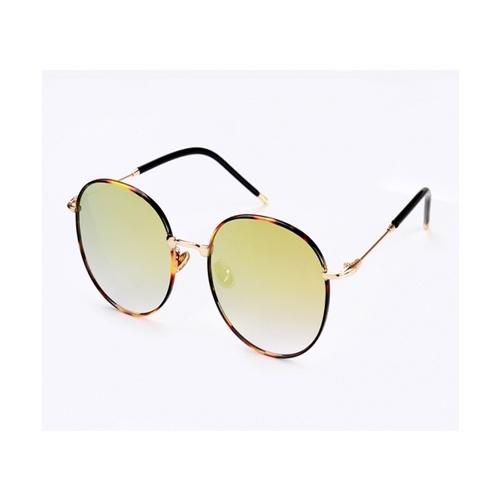 USUPSO USUPSO แว่นตากันแดด เลนส์สีเหลือง  คละสี