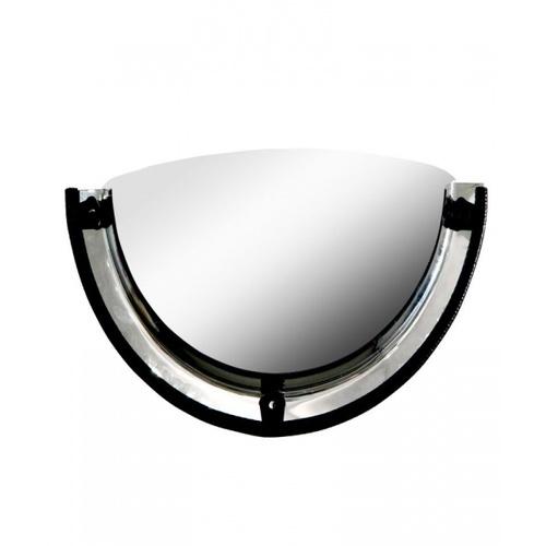 Protx กระจกนูนครึ่งวงกลม(อะคริลิค) เส้นผ่าศูนย์กลาง 40ซม.  รุ่น SHJB011