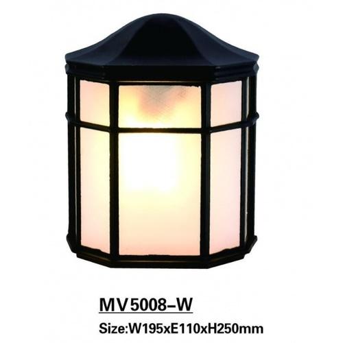 EILON โคมไฟผนัง 5008-W  สีดำ