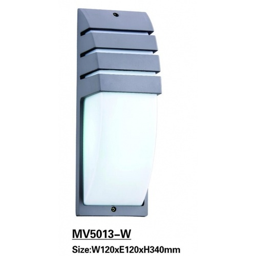 EILON  โคมไฟผนัง  5013-W  สีเทา