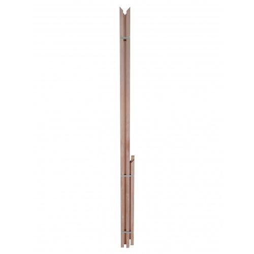 GREAT WOOD  วงกบประตูไม้ 80x200ซม.  MYS-RDF