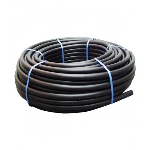 """Super Products ท่อ LDPE แรงดัน4 บาร์ ขนาด 20MM 20M(1/2"""") 014-020040100  สีดำ"""