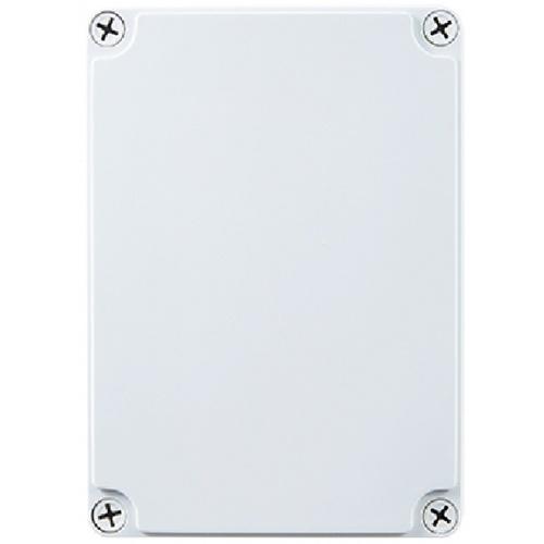 V.E.G กล่องกันน้ำพลาสติกTHE-14 175x175x100mm. V.E.G  ขาว