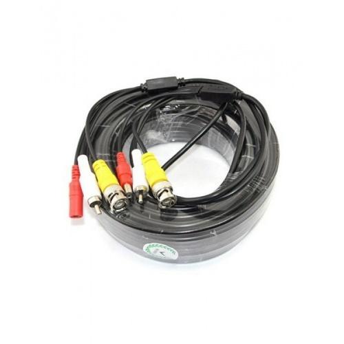 ZW Cable สายสัญญาณกล้องวงจรปิด 20M BNC-20m