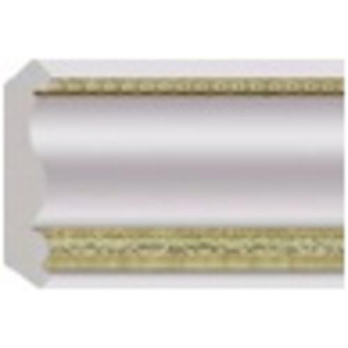 GREAT WOOD ไม้บัว บน รุ่น  JC53-W1G 108x21x2700 mm(กxหนาxย)  JC53-W1G