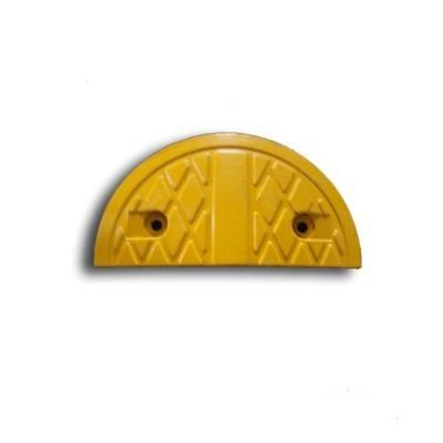 HUMMER ตัวจบมุมยางชะลอความเร็ว DTRS226 175x350x50mm (สีเหลือง)  DTRS226 yellow