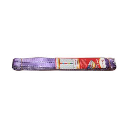 HUMMER สลิงผ้าใบแบบ มีห่วง JB40-1TX3M สีม่วง
