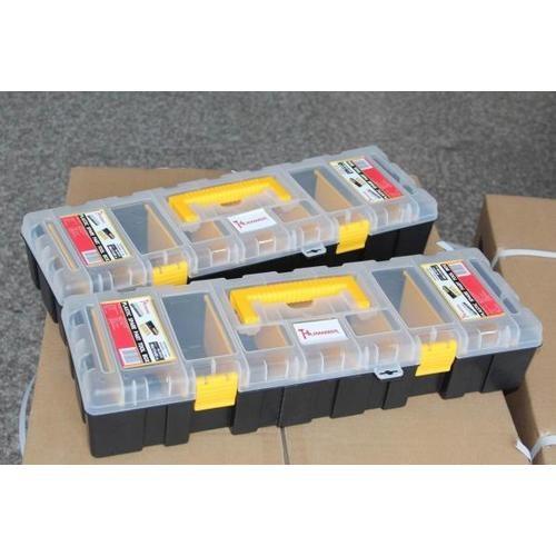 HUMMER กล่องใส่อุปกรณ์อะไหล่เครื่องมือช่าง 9 ช่อง HL-30131 HL-30131