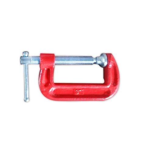 HUMMER แคลมป์จับชิ้นงาน ขนาด 3นิ้ว  GM101 สีแดง