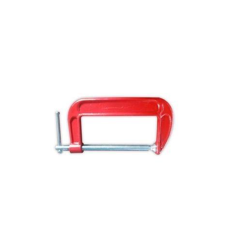 HUMMER แคลมป์จับชิ้นงาน ขนาด 4นิ้ว GM101  สีแดง