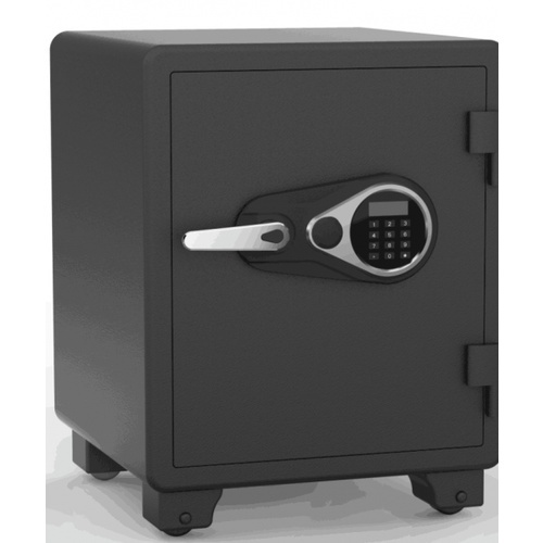 PROTX ตู้เซฟดิจิตอลกันไฟ 92x60x57ซม YB-920ALP สีดำ  คละสี