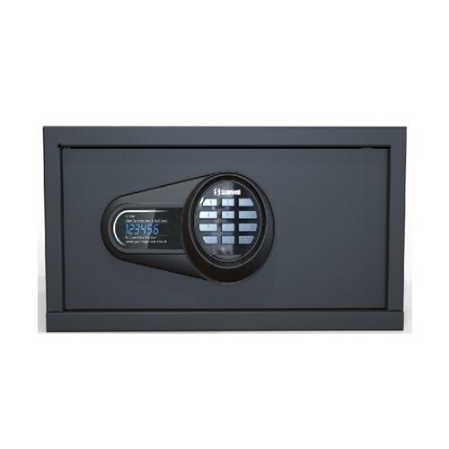 PROTX ตู้เซฟโรงแรม 20*42*37ซม 20HOL สีดำ  คละสี