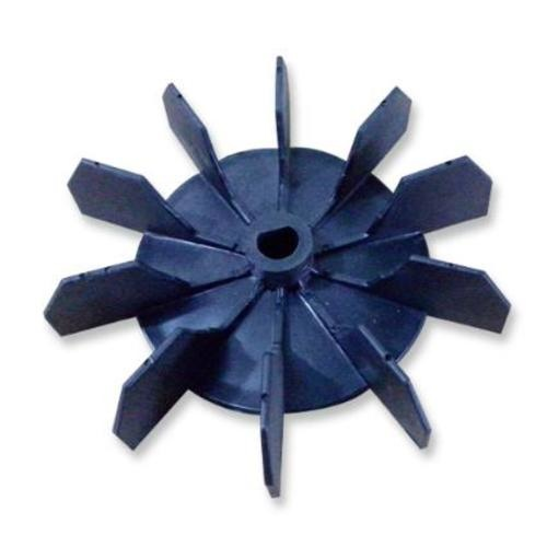 BISON อะไหล่-ใบพัดมอเตอร์ปั๊มลม  รุ่น 550-24 สีฟ้าเข้ม