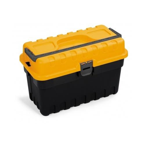 """PORT-BAG กล่องเครื่องมือช่าง PORT-BAG  SP01 16"""" ดำ-เหลือง"""