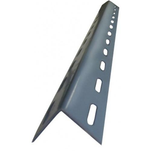 ปืนใหญ่ เหล็กฉากรู1.8มม. 1.1/2นิ้วx1.1/2นิ้ว สีเทา