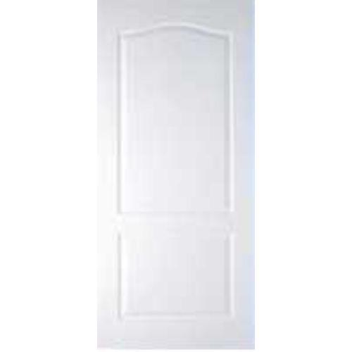 CHAMP ประตูไฟเบอร์กลาส ขนาด 80X200)ซม. CFA1 สีขาว