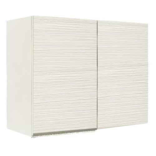 ตู้แขวนเข้ามุมซ้าย 6080L สีขาว รุ่น ZER-A-FT-6080L-WH ZER ขาว