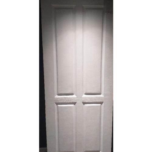CHAMP ประตูไฟเบอร์กลาส ขนาด80x200ซม. CFA2 สีขาว
