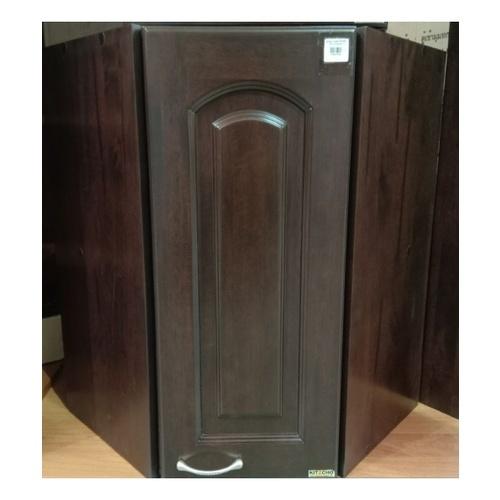 ตู้เข้ามุมหกเหลี่ยมคิ้วโค้งสีโอ๊ค KZR-A-HA-6030X-OA KITZCHO โอ๊ค