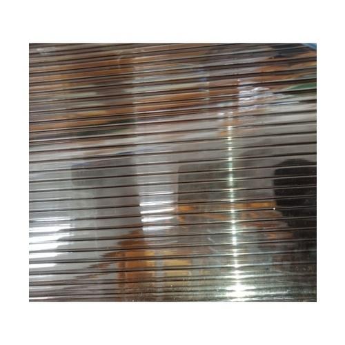 โพลีคาร์บอเนต สีชา 1.22mx2.44mx6mm