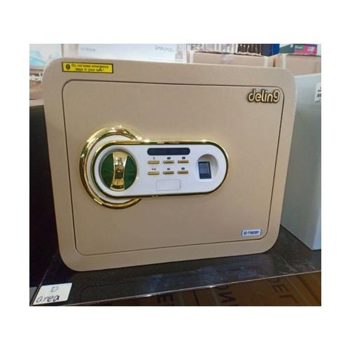LUXUS ตู้เซฟขนาดเล็ก (ล็อครหัสแบบสแกนนิ้ว)  BGX-GD-25ZT สีขาว