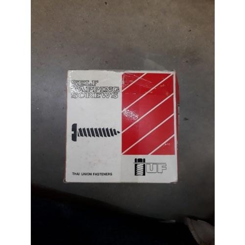สกรูเกลียว F 8x1-1/2นิ้ว (1000ตัว)  NO COLOR